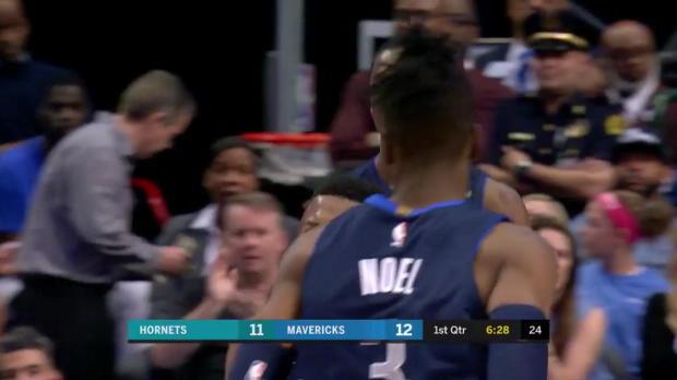 WSC: Harrison Barnes (18 points) Highlights vs. Charlotte Hornets, 03/24/2018