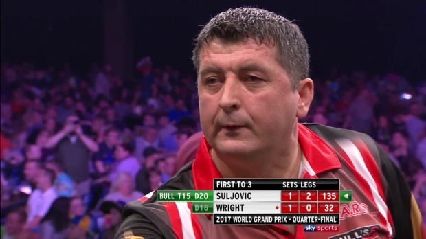 Darts: Suljovic mit Highscore-Checkouts