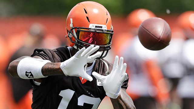 Ian Rapoport: Cleveland Browns wide receiver Josh Gordon may not be ready by Week 1