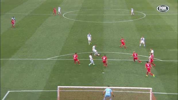 Hyundai A-League Round 14 - top five goals