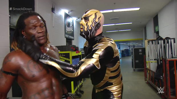 R-Truth and Goldust struggle following their second loss to The Golden Truth: SmackDown, May 26, 2016