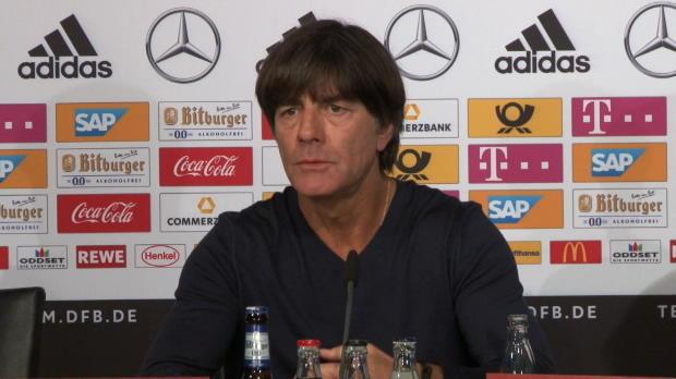 """WM-Quali: Löw: """"Tür für viele Spieler offen"""""""