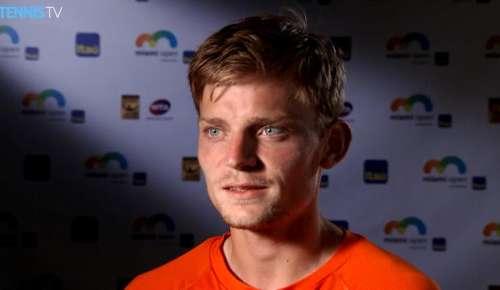 Goffin Interview: ATP Miami QF