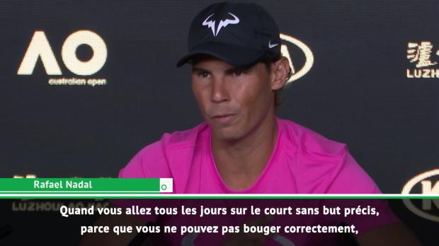 : Retraite - Nadal - 'Murray a pris la bonne décision'