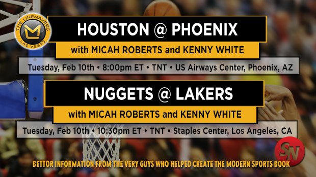 Tuesday NBA Games