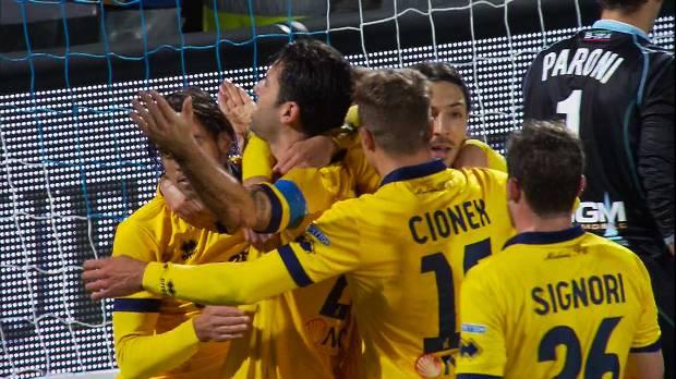 Virtus Entella 1-1 Modena, Giornata 14 Serie B 2014/15