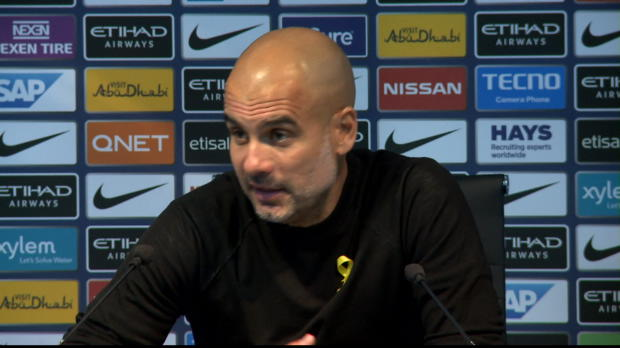 "Guardiola: ""Großes Kompliment"" an Leroy Sane"