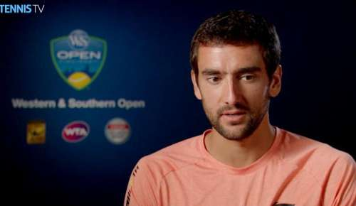 Cilic Interview: ATP Cincinnati QF