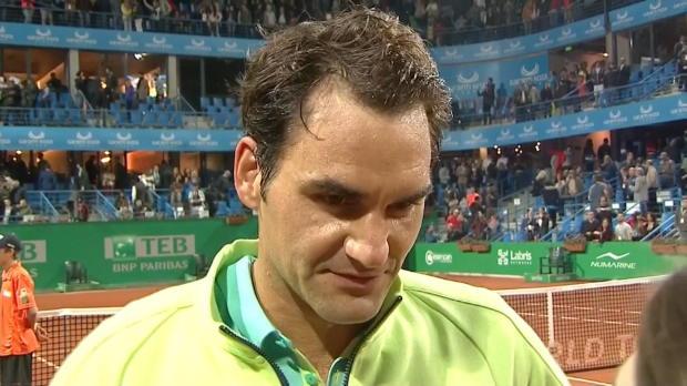 Istanbul: Federer souverän ins Viertelfinale