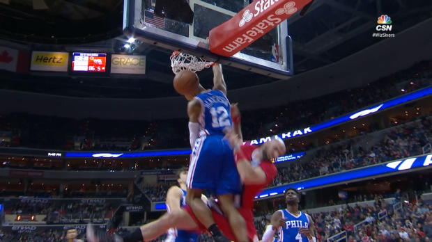 Dunk of the Night - Marcin Gortat