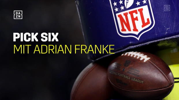 Pick Six mit Adrian Franke – Week 2 Recap