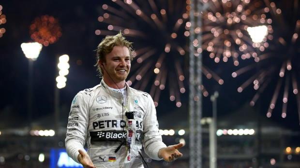 F1 Abu Dhabi - Rosberg vence la �ltima carrera del a�o