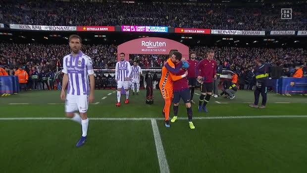 LaLiga: FC Barcelona - Valladolid | DAZN Highlights