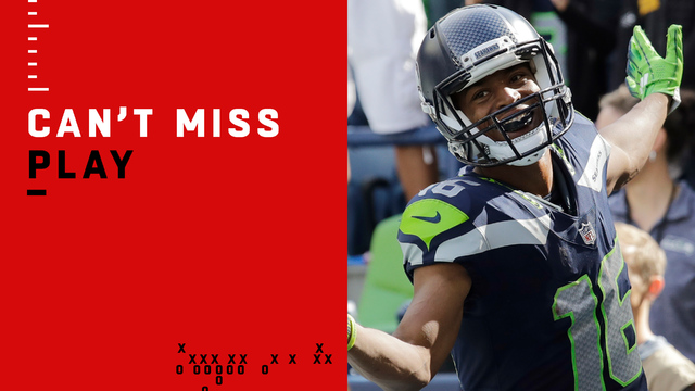 Can't-Miss Play: Lockett skips into end zone after torching Dallas D