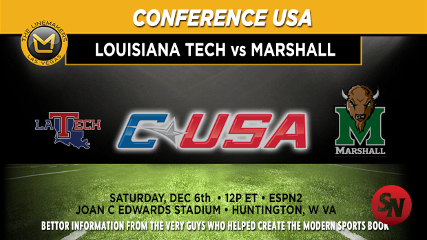 Louisiana Tech Bulldogs @ Marshall Thundering Herd