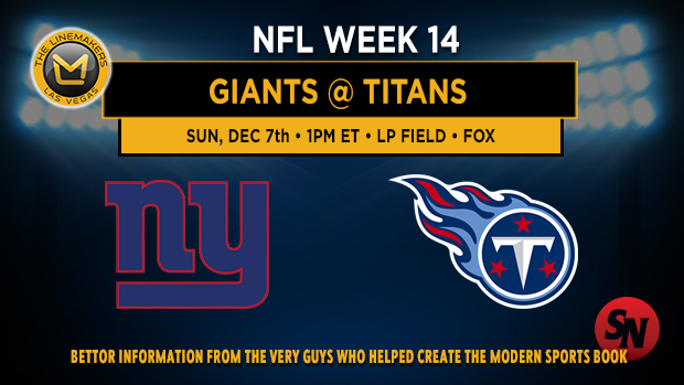 New York Giants @ Tennessee Titans