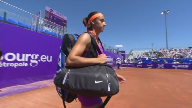 WTA Strasbourg: Gavrilova - Garcia