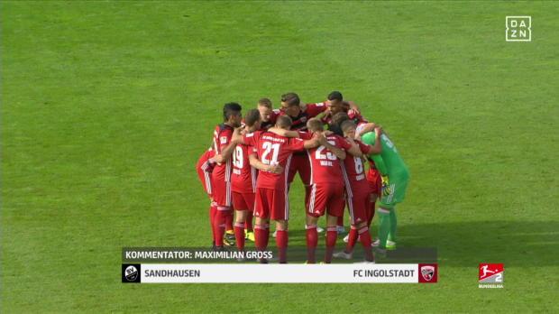 SV Sandhausen - FC Ingolstadt 04
