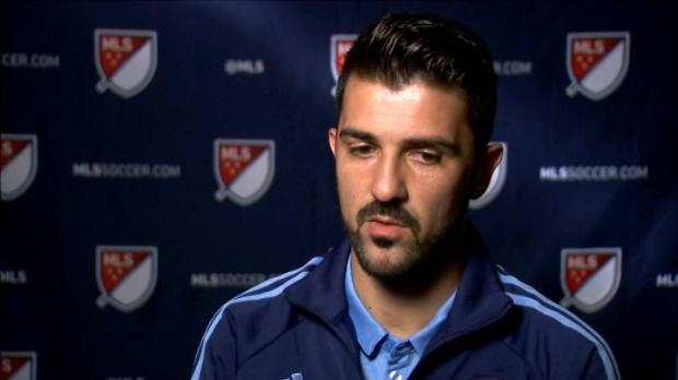 كرة قدم: عام: غوارديولا جعلني لاعبا أفضل - دافيد فيا