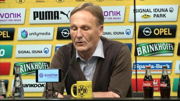 Watzke: Stöger bei BVB wie Klopp bei Liverpool