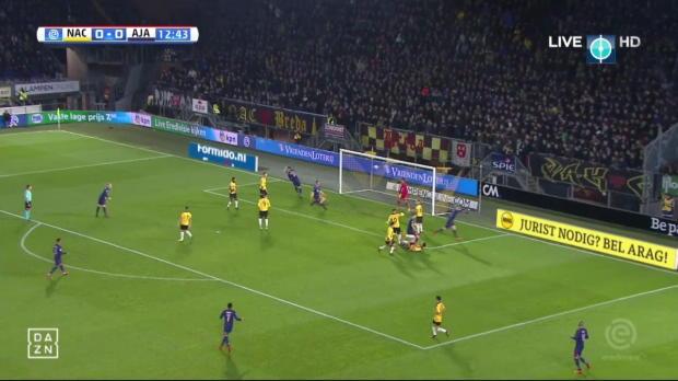 Breda - Ajax