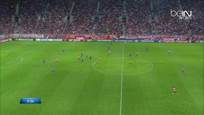 LdC : Olympiacos 1-0 Juventus Turin