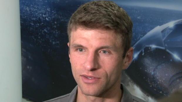 Müller unbeeindruckt von seinem 40. CL-Tor