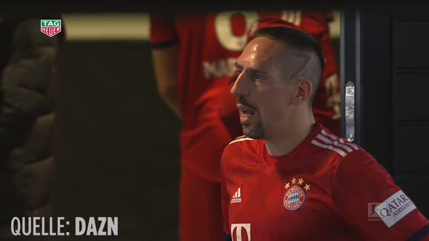 Ribérys Gold-Tick - Alles für den neuen Bayern-Vertrag I The Voice of Bundesliga