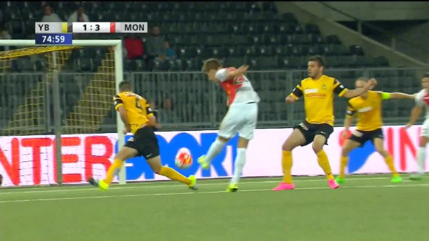 Quali: Tore-Wahnsinn bei Bern vs. Monaco