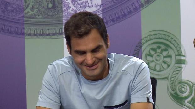 Wimbledon: Federer: Rangliste nicht wichtig