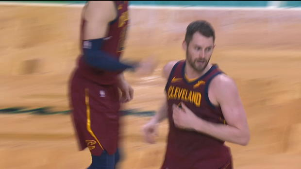 Dunk of the Night: Kevin Love