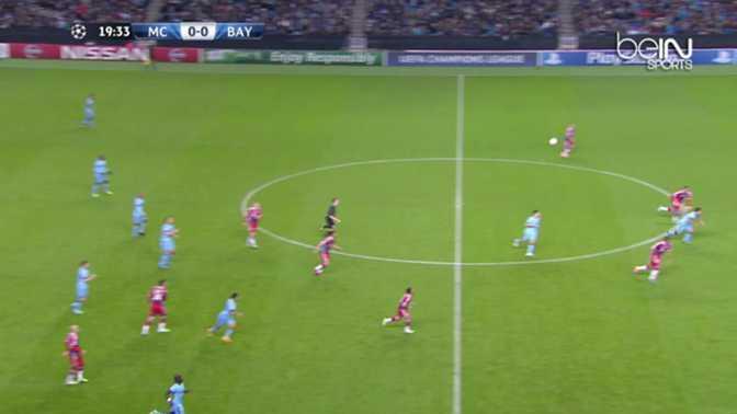 LdC : Manchester City 3-2 Bayern Munich