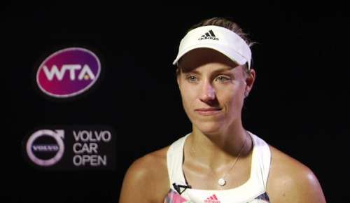 Kerber Interview: WTA Charleston QF