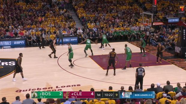 GAME 3 RECAP: Cavaliers 116, Celtics 86