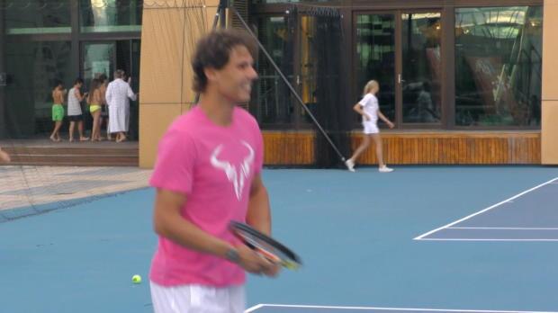 Davis Cup: Neu-Teamchefin verzichtet auf Nadal