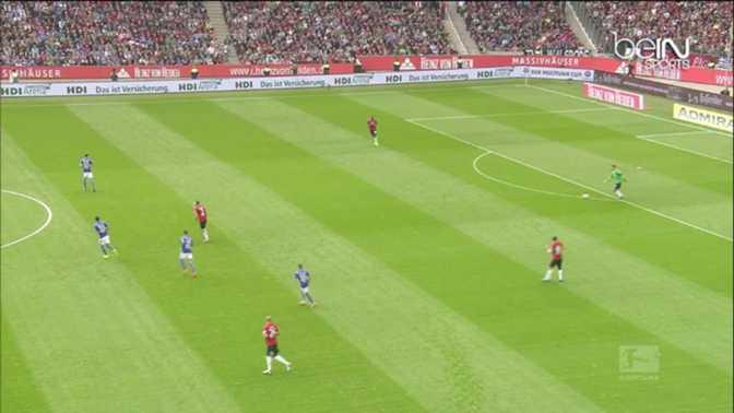 Bundesliga : Hanovre 2-1 Schalke