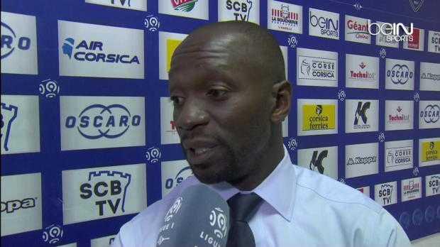 Bastia : Makelele veut un attaquant