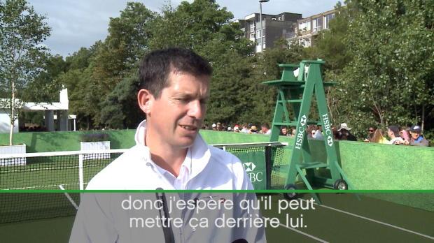 : Wimbledon - Henman ne se fait pas de souci pour Murray