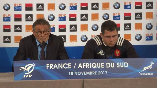 """Rugby : RUGBY - International - XV de France - Novès - """"Ça s'est joué à rien"""""""