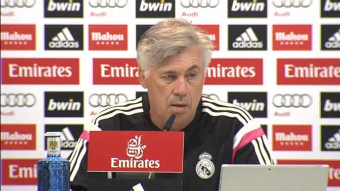 """Ancelotti : """"Cristiano n'a pas besoin de repos"""""""