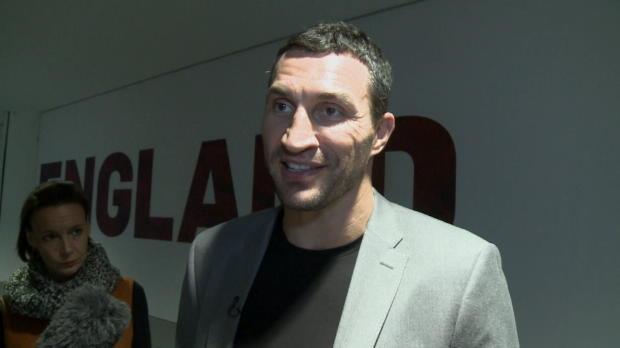 """Boxen: Klitschko: """"Wird mein größter Kampf"""""""