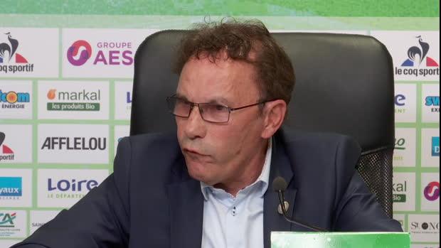 Saint-Étienne - Romeyer - 'Continuer le travail de Gasset'