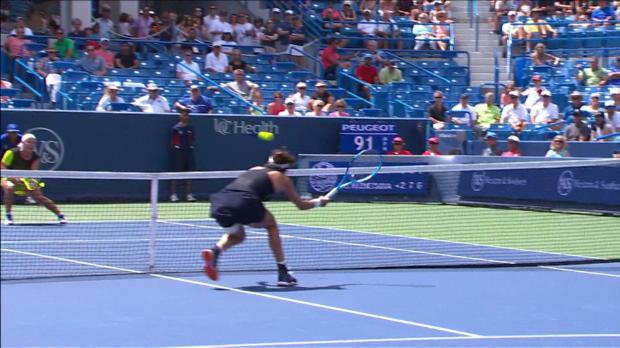 Tennis : Cincinnati - Muguruza en demi-finales