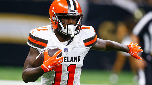 What does wide receiver Josh Gordon trade mean for Cleveland Browns receivers?