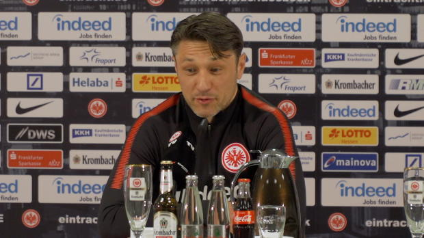 """Kovac vor FCB: """"Werden nicht alles aufdecken"""""""