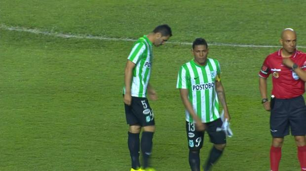 L'Atlético Nacional s'est qualifié mercredi pour la finale de la Copa Sudamericana aux dépends de Sao Paulo, battu aux tirs au but (1-1 sur l'ensemble des deux matches, 4-1 aux tab).