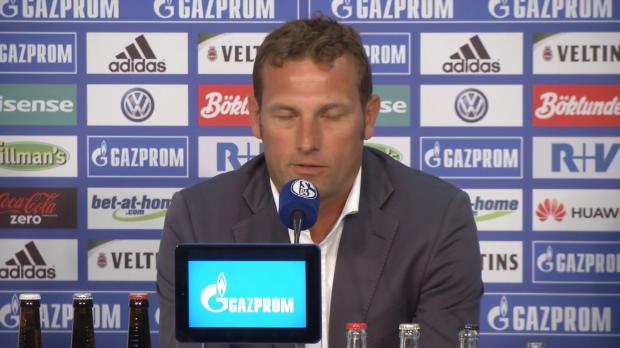 So plant Weinzierl Schalkes Vorbereitung