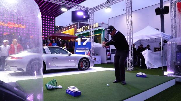 Porsche Cup: Duell der Nationen auf St. Pauli