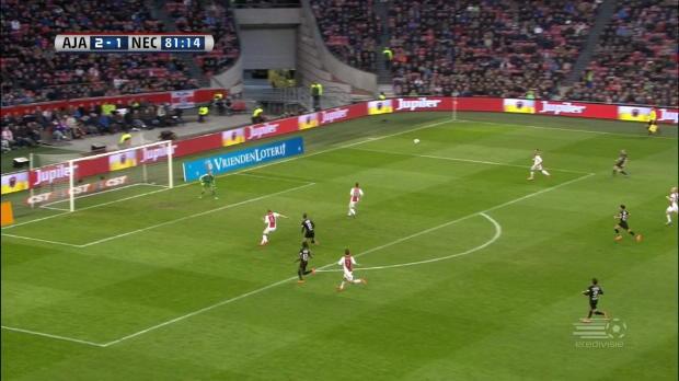Verfolger Ajax kann PSV-Patzer nicht nutzen