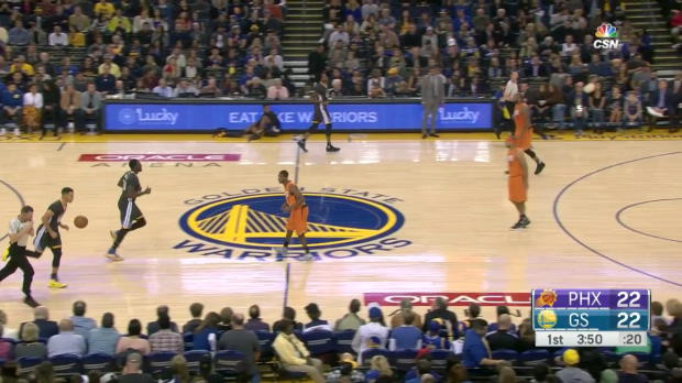 WSC: Draymond Green with 13 Assist against the Suns
